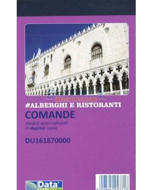 Buoni comande 10x17 ric Data Ufficio DU161870000  DU161870000