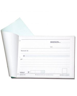 ricevute gen ricalc 10x16 8 Data Ufficio DU162570000  DU162570000