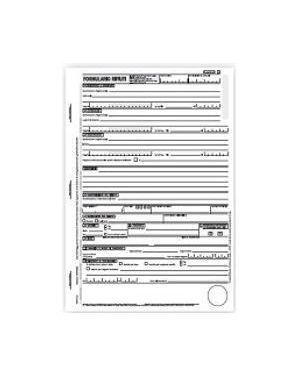 Formulario di identificazione Data Ufficio DU165810300  DU165810300