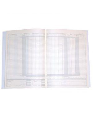 registro corrispettivi 24.5x31 Data Ufficio DU1386N0000  DU1386N0000