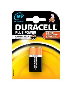 Dur plus power transistor 9v b1 x10 Duracell 23291 5000394019256 23291
