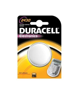 Dur specialistiche electron 2430 Duracell 81324656 5000394030398 81324656
