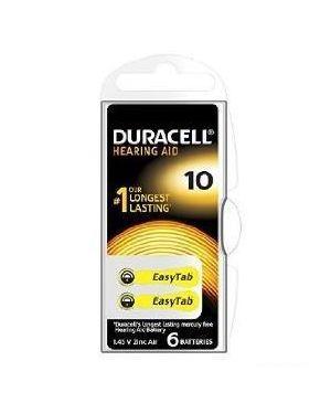 Duracell easytab 10 acustica gialla Duracell DU78  DU78
