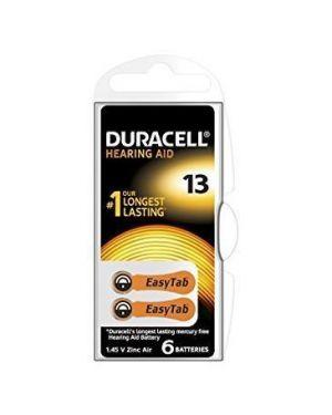 Duracell easytab13 acustica arancio DU80