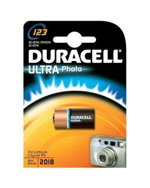 Duracell ultraphotolitio 123 x10 Duracell 75058646 5000394123106 75058646