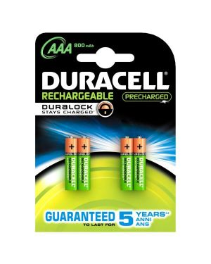 Dur ricaric precharged aaa dl Duracell 803824 5000394203822 803824