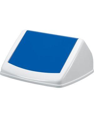 Coperchio durabin flip40 bianco - blu Durable 1801574014 7318080001224 1801574014