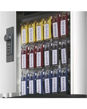 Cassetta key box 36 posti c/comb - Key box 1966-23 by Durable