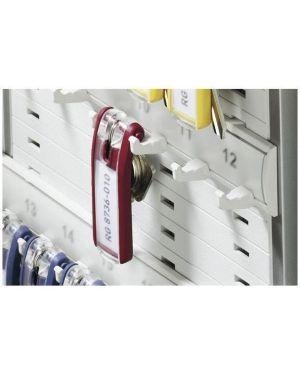 Pannello portachiavi grigio Durable 1956-10 4005546103785 1956-10 by Durable
