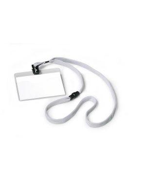 Portanome tasca aperta f.to 60x90 Durable 8139-10 4005546800196 8139-10