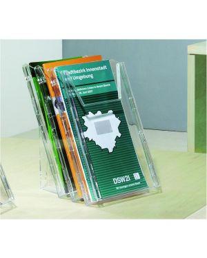 Combiboxx 1 - 3 a4. porta dépliant Durable 8590-19 4005546803432 8590-19