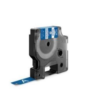 Nastro 12mmx 5 5m vinile bi - blu Dymo 1805243 71701059673 1805243