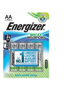 Cf4 energizer ecoad e91 stilo aa CONFEZIONE DA 12 E300130703