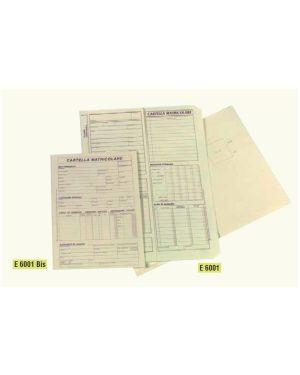 Cartella matricolare f.to32x23 EdiPro E6001 8023328600105 E6001
