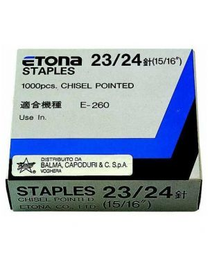 CF10X1000PUNTI ETO23/15 ACCIAIO 342154201