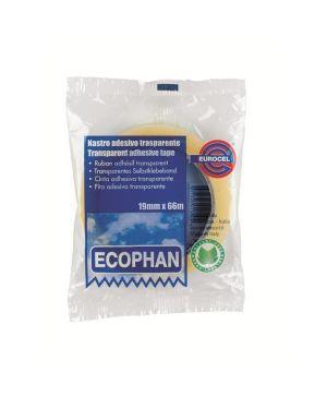 Cf 8 nastro adesivo ecophan 66mt Eurocel 1417210 8001814343279 1417210