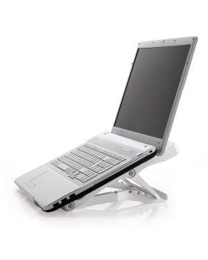 Supporto notebook ergo bianco Exponent World 56302 8014437001099 56302