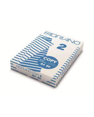 Carta copy 2 80gr a4 Fabriano 92808022 8001348107149 92808022 by Fabriano