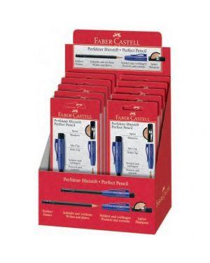 Matita red range Faber Castell 182997 6933256608246 182997