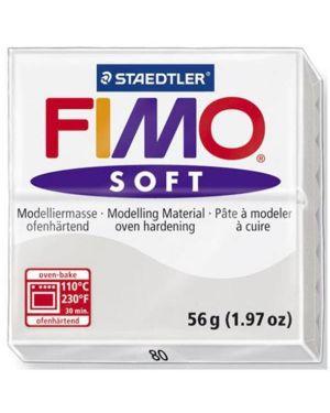 FIMO SOFT 57 G GRIGIO DELFINO 8020-80