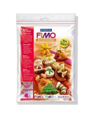 FIMO  STAMPO BUON NATALE 8742-12