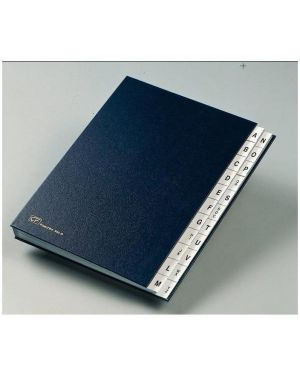 Classific alfabetico a z blu - 640 db 640-DB