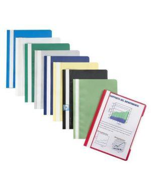 Cf10 cartelline con pressino bluelt - Pratic 100500009