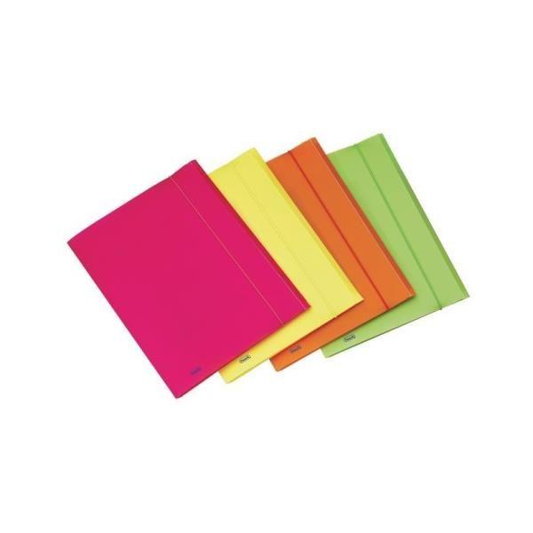 Cart. elastico neon 24x33 arancio Favorit 400102282 8006779008812 400102282 by Favorit