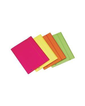 Cart. elastico neon 24x33 verde - Neon 400102285