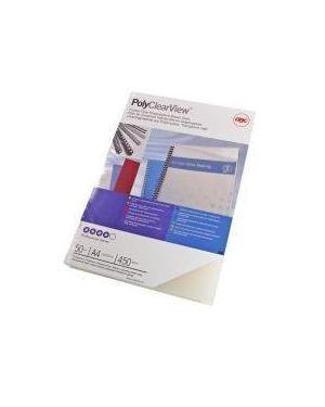 Polyclear 350mic clr - mat GBC IB387166 13465387166 IB387166