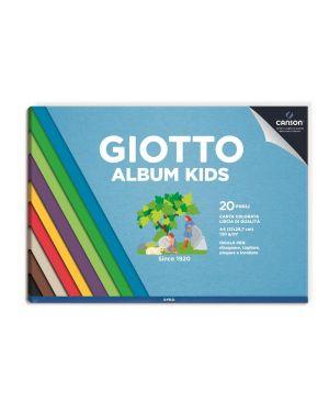 album kids liscia col.120g 20a4 Giotto 580700 8000825021930 580700