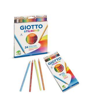 Pastello stil.acquarell blu Giotto 256125 8000825256172 256125