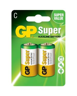 Gp 14a u2 mezza torcia lr14 - c GP Battery 5503A 4891199000010 5503A