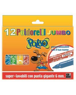 Pennarelli poldo pgrossa Koh-I-Noor DB601-12 8032173009162 DB601-12