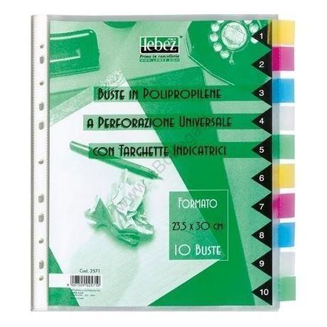 buste targhette indicatrici Lebez 2571A 8007509025710