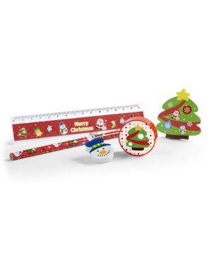 Set regalo christmas 5 pz Lebez 80546 8007509076798 80546