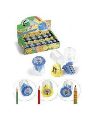 temperamatite 3 fori 3 punte Lebez 348A 8007509026328 348A