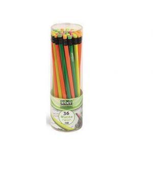 matite fusto neon Lebez 80328 8007509067604 80328 by Lebez