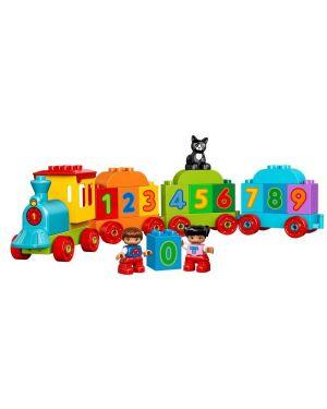 Il treno dei numeri Lego 10847 5702015866637 10847 by Lego