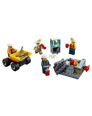 Team della miniera Lego 60184 5702016109504 60184