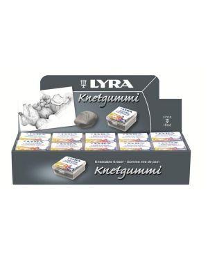 Display20 lyra gomma pane rembrandt Lyra L2091467 4084900840207 L2091467 by Lyra