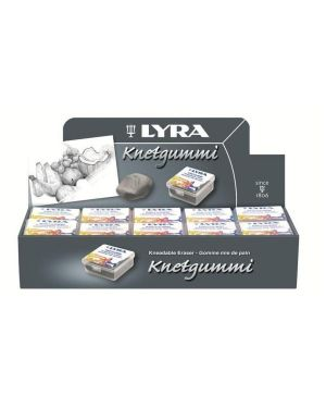 DISPLAY20 LYRA GOMMA PANE REMBRANDT L2091467 by Lyra