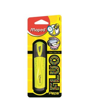FLUO PEP S CLASSIC BS X4 742524