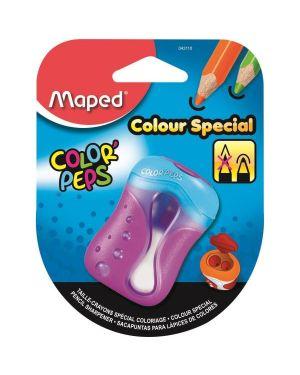 Temperamatite color peps 2 fori Maped 43110 3154140431105 43110