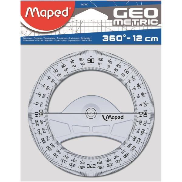 Goniometro 360 gradi technic Maped 242360 3154142423603