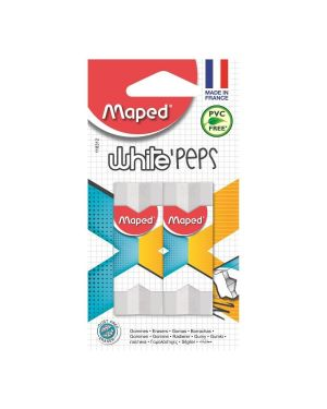 gomma white pep s Maped 118312 3154141183126 118312