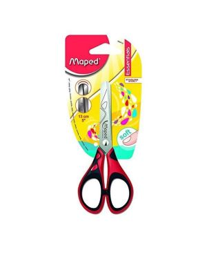 Forbici essential soft 13 cm Maped 464412 3154144644129 464412