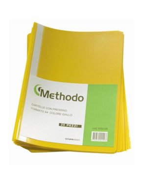 Cf 25 cartellina con pressino Methodo X202103 8693245569160 X202103