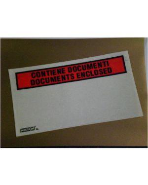 Buste adesive c5 225x165mm Markin 335C5 8007047039439 335C5 by Markin