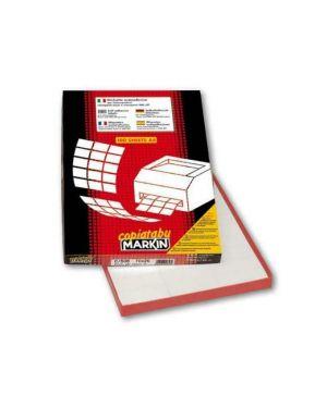 etichette 35 fg x 100- 34x34 Markin 210A403 8007047034984 210A403